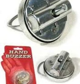 The Toy Network Wind-Up Metal Hand Buzzer