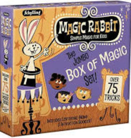 Schylling Jumbo Box Of Magic Tricks