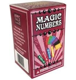 House of Marbles Magic Numbers