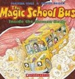Scholastic MAGIC SCHOOL BUS INSIDE THE HUMAN BODY, THE