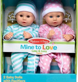 Melissa & Doug Mine to Love - Luke & Lucy