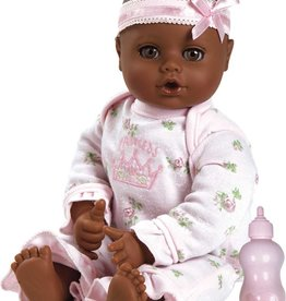 Adora Dolls PlayTime Baby - Little Princess -   Dk Skin Tone