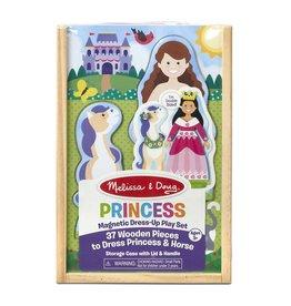 Melissa & Doug Magnetic Dress Up Princess