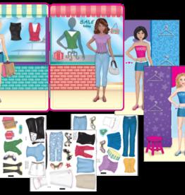 Lee Publications Magnetic Paper Doll Tin Set 4