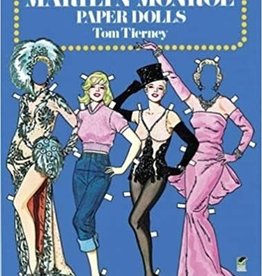 Dover Publications Marilyn Monroe Paper Dolls