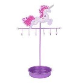 Pink Poppy Magical Unicorn Jewelry Stand