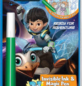 Lee Publications Miles from Tomorrowland 2 in 1 ink book