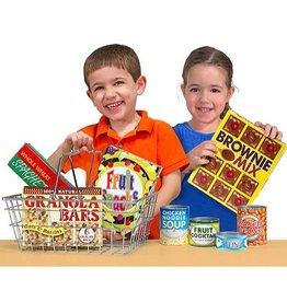 Melissa & Doug Let's Play House! Grocery Basket