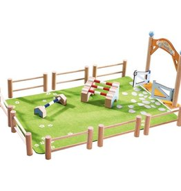 Haba Little Friends - Play Set Jumping Tournament