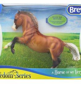 Breyer Silver Bay Mustang