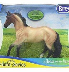 Breyer Bay Roan Australian Stock Horse
