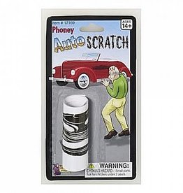 Creative Products Phoney Auto Scratch
