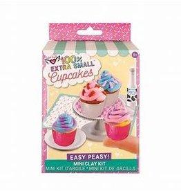 Fashion Angels 100% Extra Small Cupcakes Mini Clay Kit