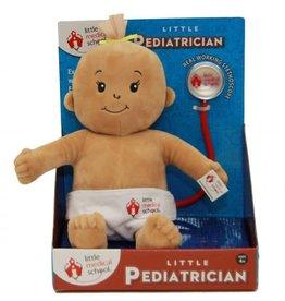 """Little Medical School 12"""" Little Pediatrician"""
