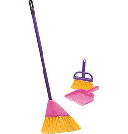Schylling Pink Broom Set