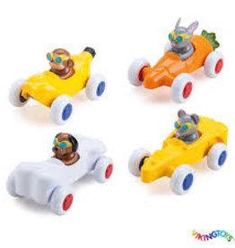 "Viking Toys 5"" Cute Racer"