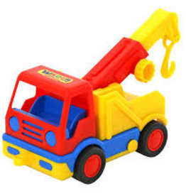 Wader Quality Toys Polesie Basics Tow Truck 1