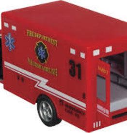 Toysmith Rescue Team Ems