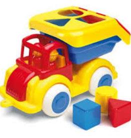 """Viking Toys 11"""" Shape Sorter Truck"""