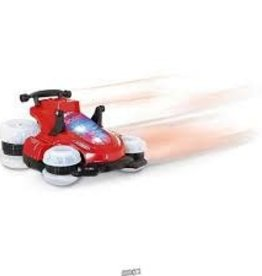Mindscope Hover Quad RC Red (27 Mhz)