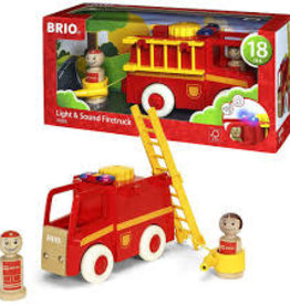 Brio Light & Sound Fire Truck