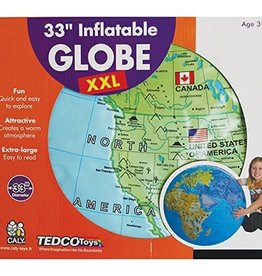 "TEDCO 33"" XXL Inflatable Globe"