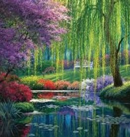 SunsOut 300 pc Willow Pond