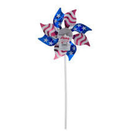 Slinky Poof Spinwheel Stars & Stripes Power Panel
