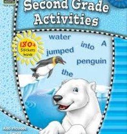 TCR Second Grade Activites