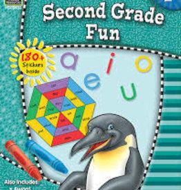 TCR Second Grade Fun