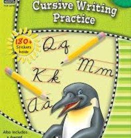 TCR Cursive Writing Practice