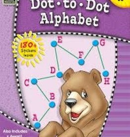 TCR Dot to Dot Alphabet Grade K