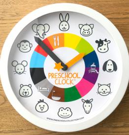 Preschool Clock Clock Preschool