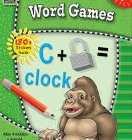 TCR first grade Word Games