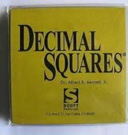 Scott Resources Decimal Squares
