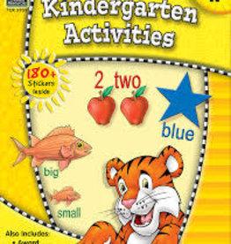 TCR Kindergarten Activities
