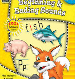 TCR Beginning and Ending Sounds Grade K-1