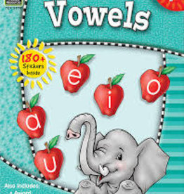 TCR First Grade Vowels