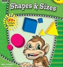 TCR Kindergarten Shapes and Sizes