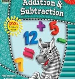 TCR Addition and Subtraction Grade 1