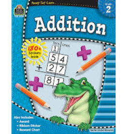 TCR Second Grade Addition