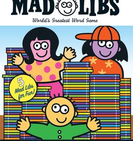 Mad Libs Mad Libs: Mad About Mad Libs (large format)