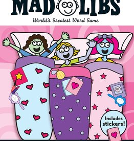 Mad Libs Mad Libs: Slumber Party (large format)