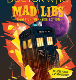 Mad Libs Mad Libs: Doctor Who (large format)