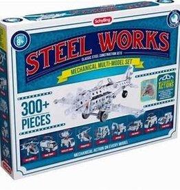 Schylling Steel Works Mechanical Multi Model Set