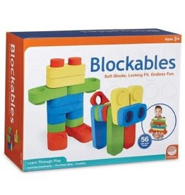 MindWare Blockables 56 Piece Set