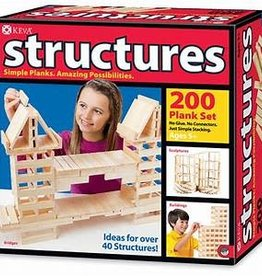 Keva KEVA Structures: 200 Plank Set