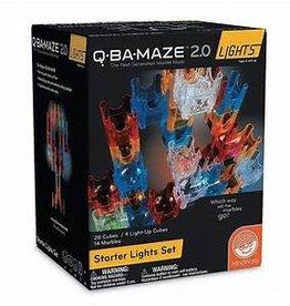 Q BA MAZE Q BA Maze - Lights Starter Set