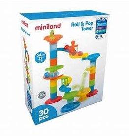 Miniland Roll Pop Tower
