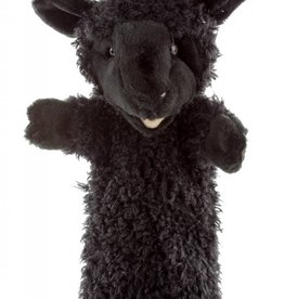 """The Puppet Company 13"""" Black Sheep Puppet"""